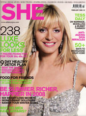 Nitty Gritty featured in SHE Magazine